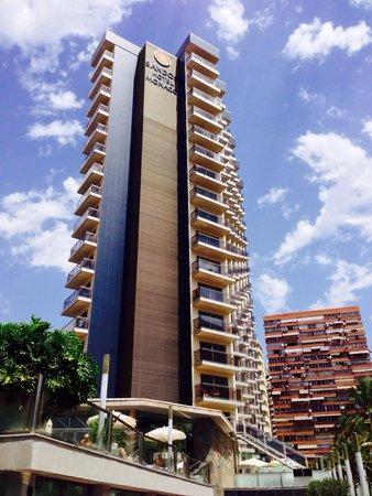 Sandos Monaco Beach Hotel & Spa: The Hotel