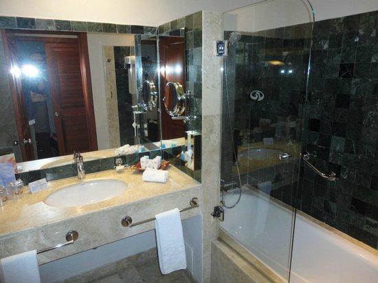 Grand Palladium Kantenah Resort and Spa: baño