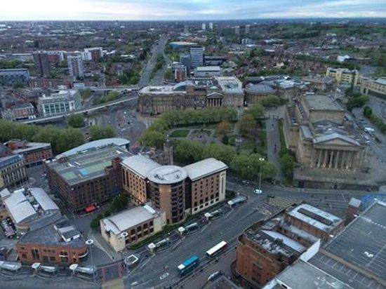 La Tasca Liverpool: Queens Square, Liverpool