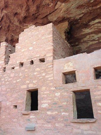 Manitou Cliff Dwellings: Cliff Dwellings