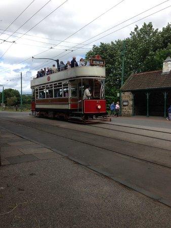 Beamish Museum: Tram Ride