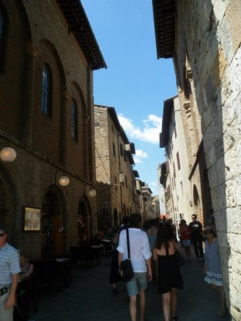 The Best of Tuscany Tour: On the tour