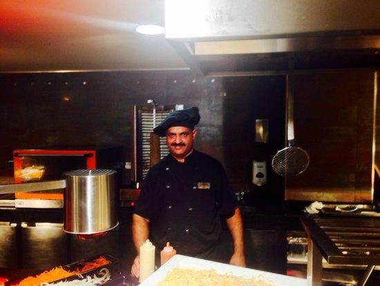Sandos Monaco Beach Hotel & Spa: Chef Theatre