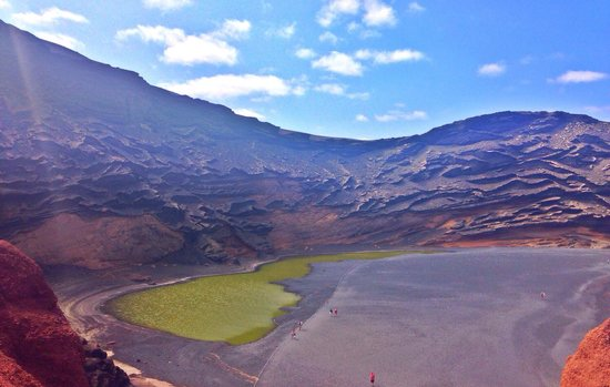 El Lago Verde: looks very nice