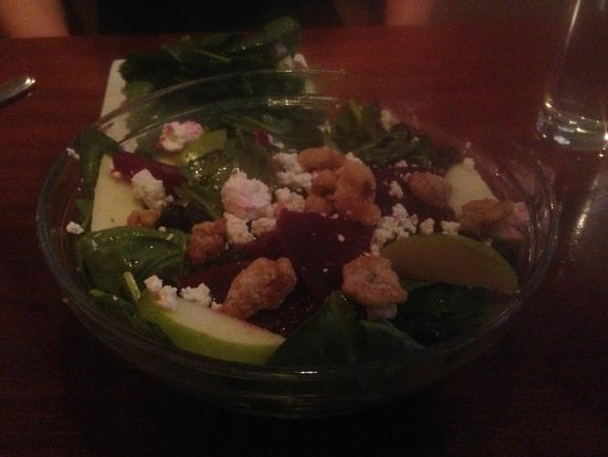 Citizen Burger Bar: Roast Beet Salad