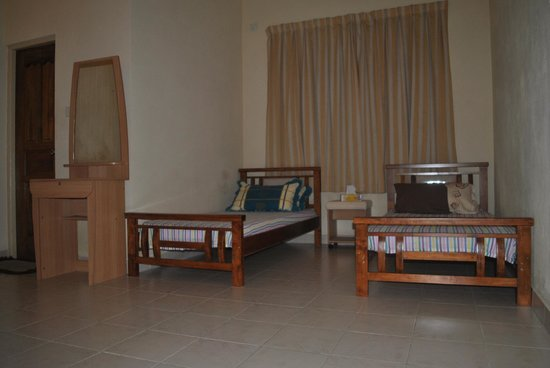 Meemu Atoll : Twin Rooms