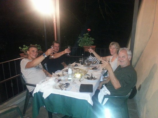 Ristorante Casalta: Ottimo come sempre! Il personale molto cordiale e carino, cibo ottimo.....cosa volere di più?