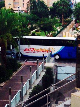Sandos Monaco Beach Hotel & Spa: Home Time