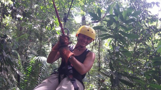 Nature Adventures Outfitters : Try Zip-lining in Costa Rica with us!