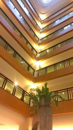 Prima Villa Hotel: Главный корпус