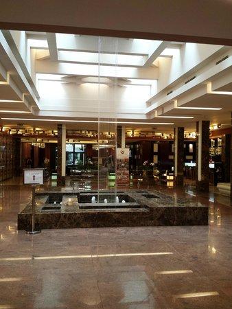 Hotel Grand Majestic Plaza Prague: Lobby