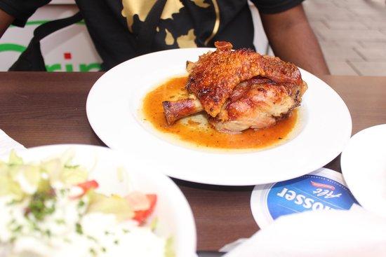 Schweine Janes: Leg of roast Pork
