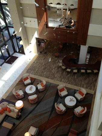 Sonesta Resort Hilton Head Island: Lobby View
