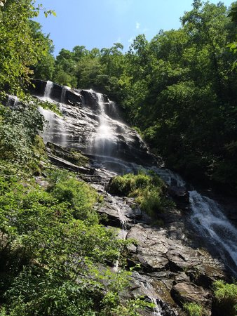 Amicalola Falls State Park: Majestic and beautiful Amicalola Falls!