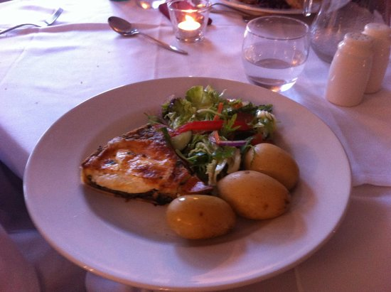 Muthu Belstead Brook Hotel: Gorgeous evening meal