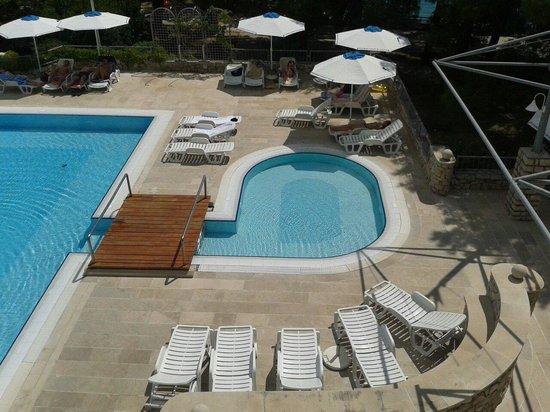 Bluesun Hotel Borak : Pool for children.