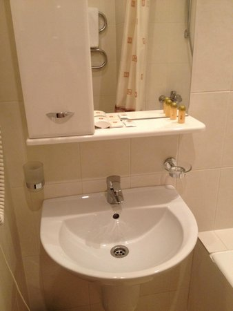 Arbat House Hotel: bathroom