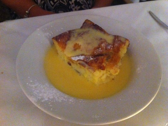Belstead Brook Muthu Hotel: Bread & butter pudding 'yum'