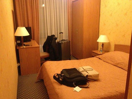 Arbat House Hotel: room