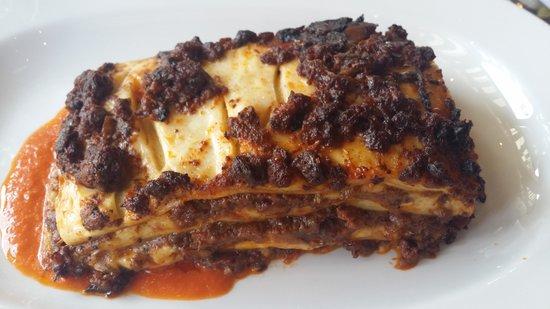 Il Fornaio: lasagna