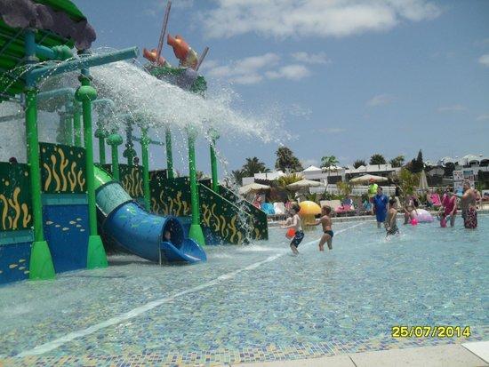 Lanzasur Club: Splash Park