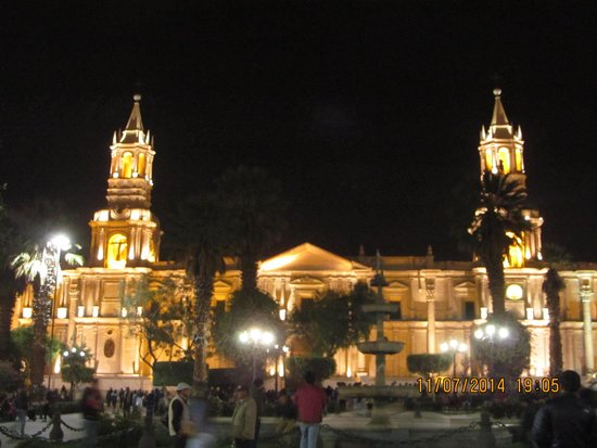 Historic Centre of Arequipa: Catedral