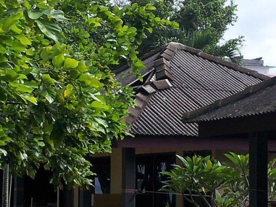 Langkapuri Inn: Hytte efter blæst