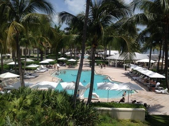 Casa Marina, A Waldorf Astoria Resort: udsigt fra vores værelse..