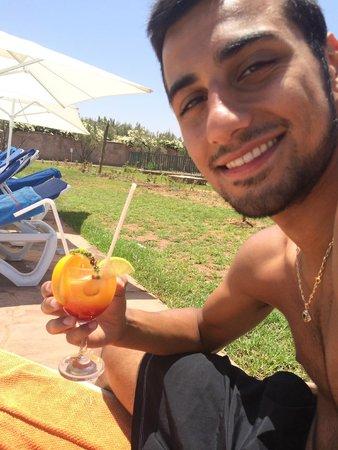 Club Dar Atlas : Cocktail Marrakech!!!
