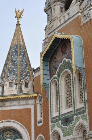 St Nicholas Orthodox Cathedral, Nice: Einblick in eine andere Welt!