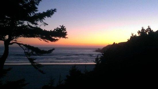 Starfish Point Condos: Sunset