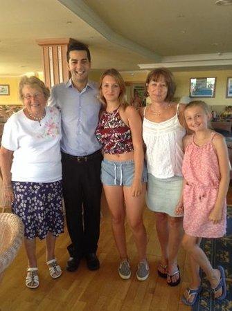 Grupotel Maritimo: my family