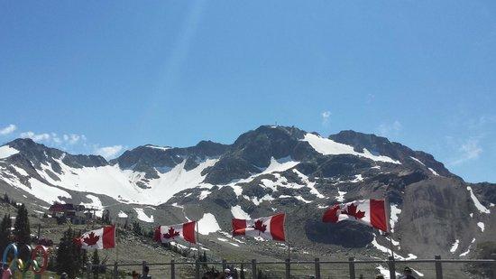 Funicular Peak 2 Peak: Whistler