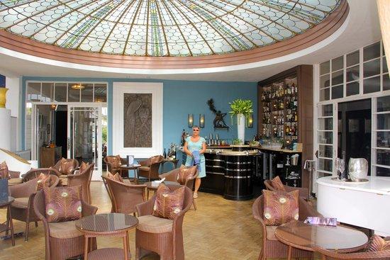 Burgh Island Hotel: Amazin Art Deco bar