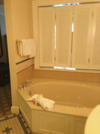 Disney's Beach Club Villas: bathroom