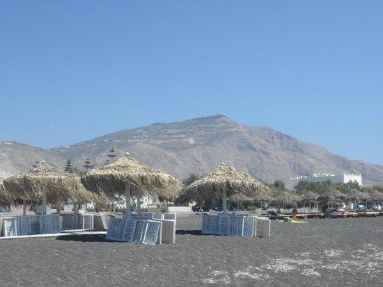 Your Greek Friend: Black Sand Beach