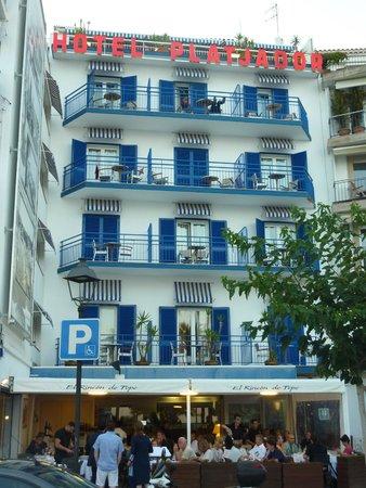 Restaurante Rincon de Pepe: El Rincon restaurant