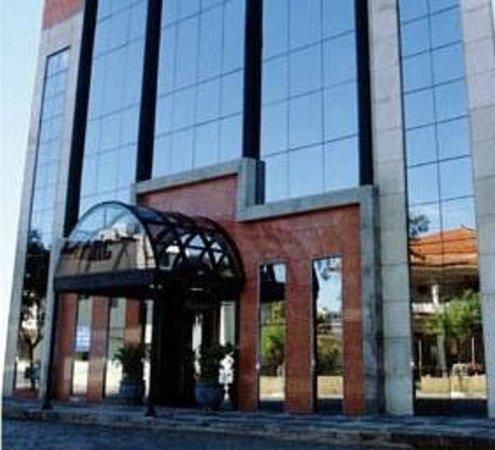 Hotel Guanabara: Entrada