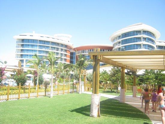 Baia Lara Hotel : view of hotel