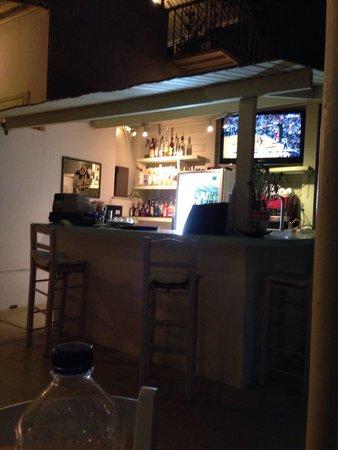Sirocco: Bar del locale