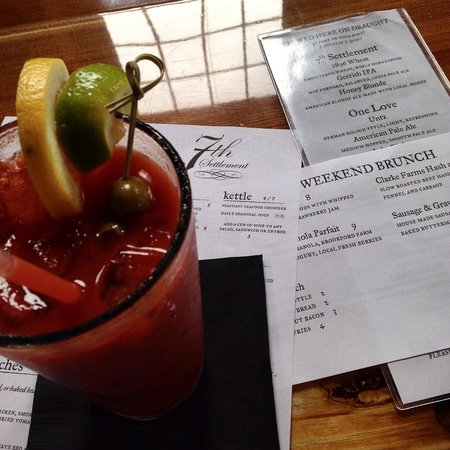 7th Settlement: Bloody Mary brunch
