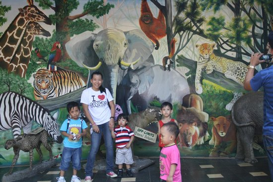 Manila Zoo: the animal kingdom