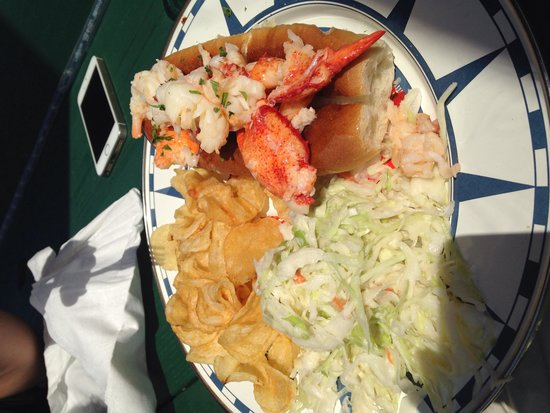 Ford's Lobster : Lobster roll