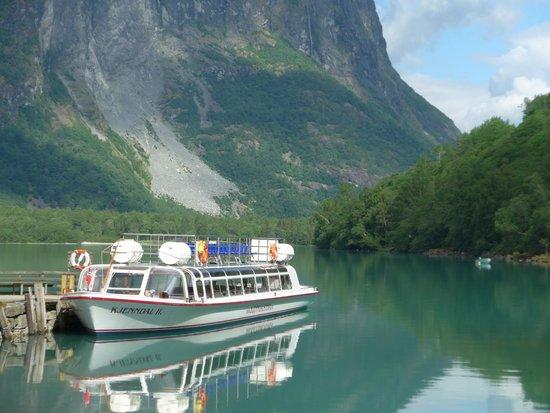 Olden: Lake Boat.