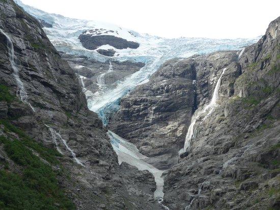 Olden: The Glacier.