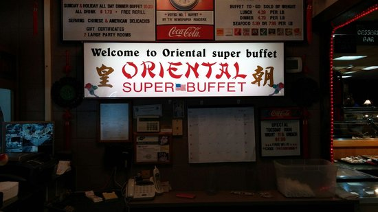 ‪Oriental Super Buffet‬