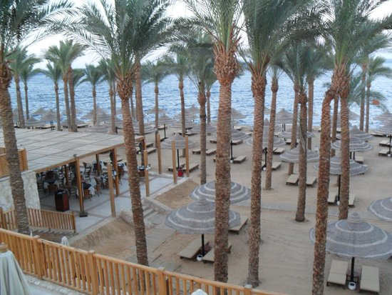The Grand Hotel Sharm El Sheikh: Beach Restaurant