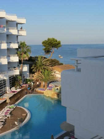 FERGUS Style Cala Blanca Suites: View from Room 312