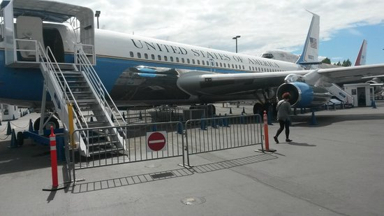 The Museum of Flight : Air Force One