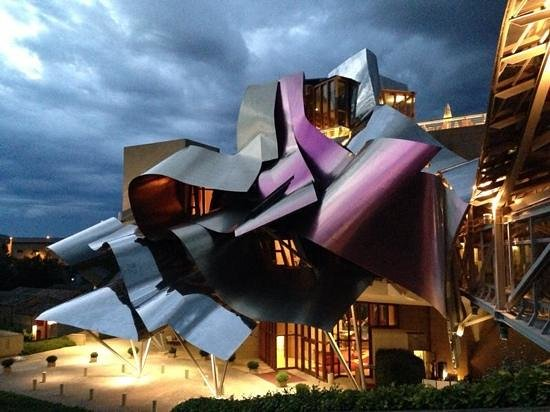Hotel Marques de Riscal a Luxury Collection Hotel: Marques de Riscal